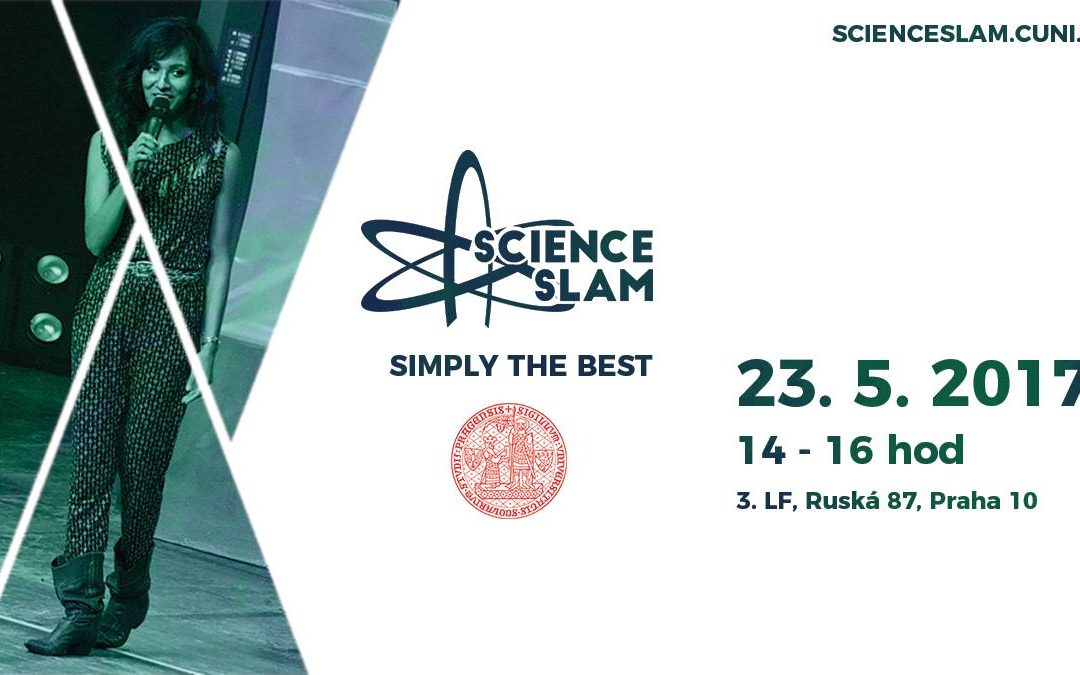 Science Slam CUNI 2017